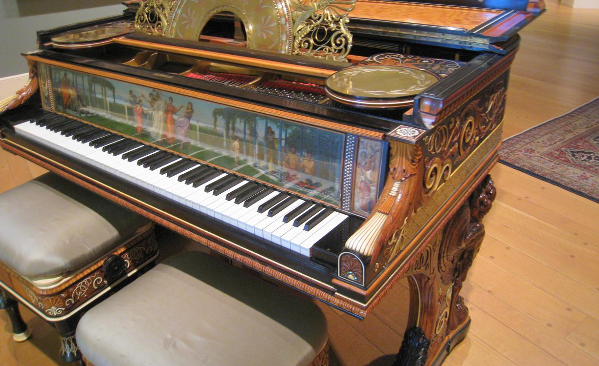 Klaviere Flügel Hamburg - Restaurierung